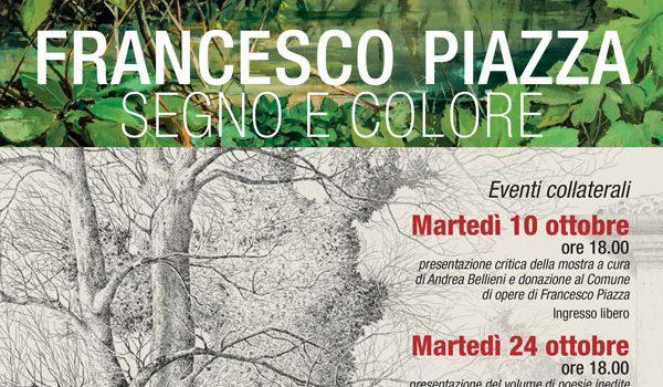 """Inaugurazione mostra """"Segno e Colore"""" di Francesco Piazza"""