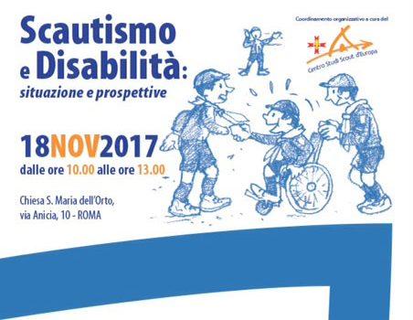 Convegno Scoutismo e Disabilità