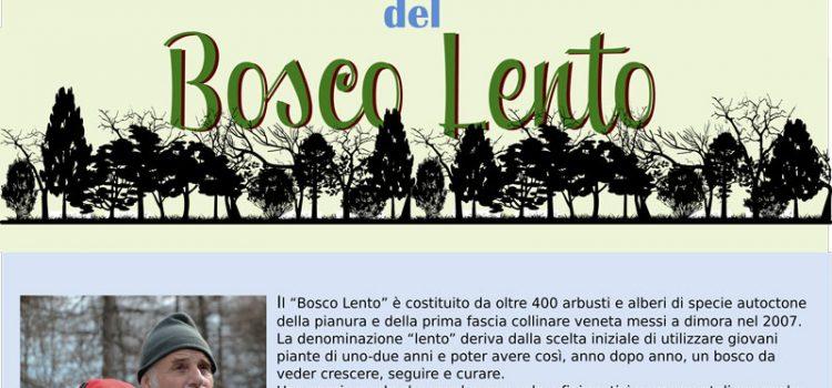 """Intitolazione del """"Bosco Lento"""" a Buti"""