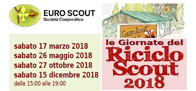 Riciclo Scout del 27 ottobre