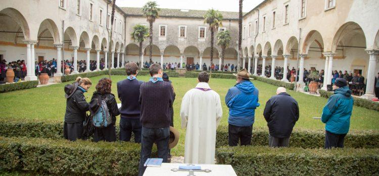300 capi scout si incontrano a Venezia per l'Uscita di Spiritualità