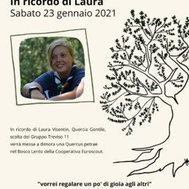 In ricordo di Laura